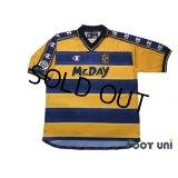 Parma 2000-2001 Home Shirt #17 Fabio Cannavaro Lega Calcio Patch/Badge