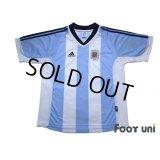 Argentina 2001 Home Shirt