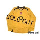 Arsenal 2005-2006 Away Long Sleeve Shirt