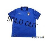 Italy Euro 2020-2021 Home Shirt