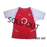 Arsenal 2002-2004 Home Shirt
