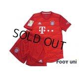 Bayern Munich 2019-2020 Home Authentic Shirt and Shorts Set #10 Coutinho