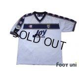 Parma 2001-2002 Away Shirt #17 Fabio Cannavaro Lega Calcio Patch/Badge