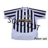 Juventus 2003-2004 Home Shirt Scudetto Patch/Badge