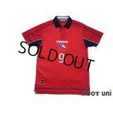 Chile 2000-2003 Home Shirt #9 Zamorano