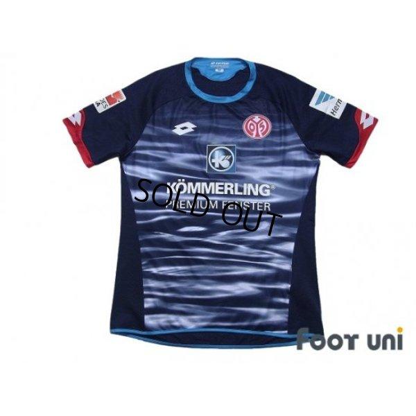 Photo1: 1.FSV Mainz 05 2015-2016 3rd Shirt #9 Yoshinori Muto Bundesliga Patch/Badge