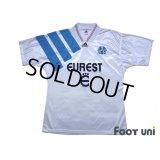 Olympique Marseille 1993-1994 Home Shirt