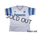 Olympique Marseille 1989-1991 Home Shirt