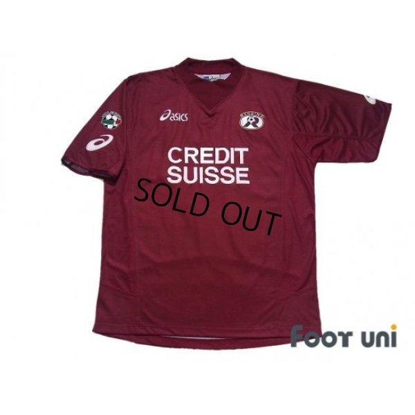 Photo1: Reggina 2003-2004 Home Shirt #10 Shunsuke Nakamura Lega Calcio Patch/Badge w/tags