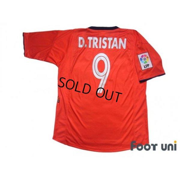 Photo2: Deportivo La Coruna 2004-2005 Away Shirt #9 Diego Tristan LFP Patch/Badge w/tags