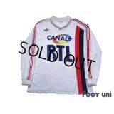Paris Saint Germain 1987-1988 Home Long Sleeve Shirt