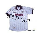 Reggina 2002-2003 Away Shirt #10 Shunsuke Nakamura Lega Calcio Patch/Badge
