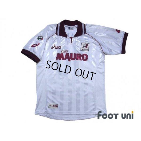 Photo1: Reggina 2002-2003 Away Shirt #10 Shunsuke Nakamura Lega Calcio Patch/Badge