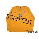 Eintracht Frankfurt 2014-2015 GK Long Sleeve Shirt #26 Hildebrand w/tags