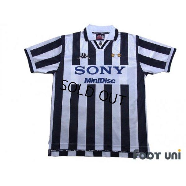 Photo1: Juventus 1996-1997 Home Shirt #10 Del Piero Late model