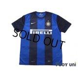 Inter Milan 2012-2013 Home Shirt