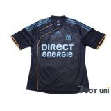 Olympique Marseille 2009-2010 Third Authentic Shirt w/tags
