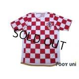 Croatia 2006 Home Shirt