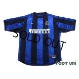 Inter Milan 1999-2000 Home Shirt #10 Roberto Baggio