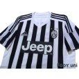 Photo3: Juventus 2015-2016 Home Shirt #21 Paulo Dybala