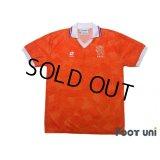 Netherlands Euro 1992 Home Shirt