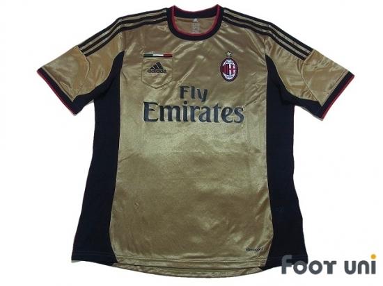AC Milan 2013-2014 3RD Shirt  22 Kaka - Online Store From Footuni Japan a69501c3c