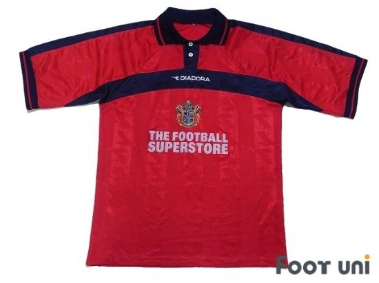 Bury FC 2000-2001 Away Shirt