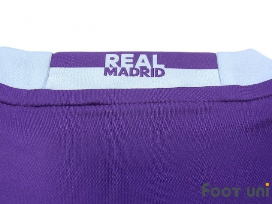 b1d13d030 Real Madrid 2016-2017 Away Shirt LFP Patch Badge FIFA World Club Cup  Champions 2016 Patch Badge  RMD67A0017502