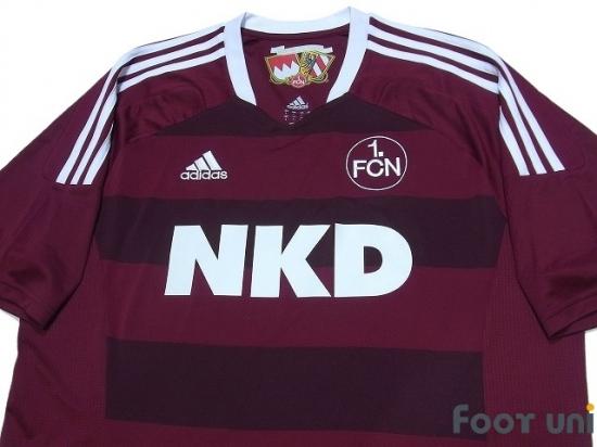 online retailer fcf68 3689c 1.FC nurnberg 2012-2013 Home Shirt