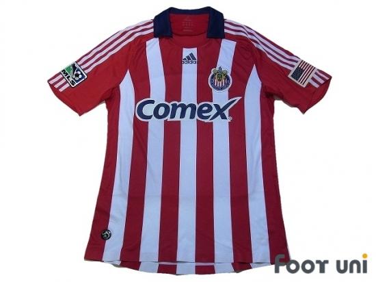 84fdebb48cc Chivas USA 2008-2009 Home Shirt adidas South America   Central and ...