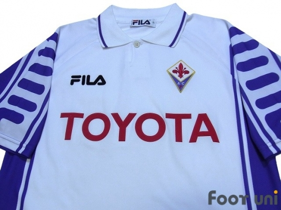 Fiorentina 1999-2000 Away Shirt - Online Store From Footuni Japan