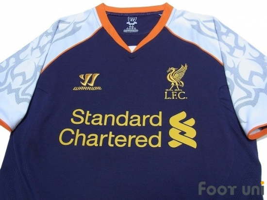 detailed look ee4fe 96092 Liverpool 2012-2013 3RD Shirt