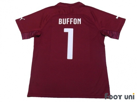new style a0f02 03247 Italy 2014 Shirt GK #1 Buffon - Online Store From Footuni Japan