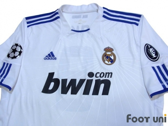 more photos 6cf3c 79cf0 Real Madrid 2010-2011 Home Shirt #8 Kaka - Online Store From ...