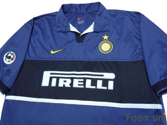 online store ef28a 4b043 Inter Milan 1998-1999 3RD Shirt #10 Baggio - Online Store ...