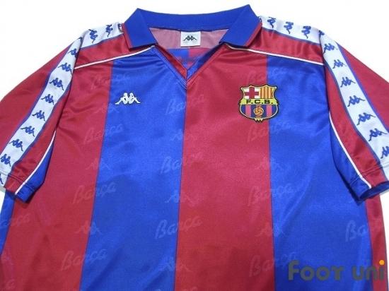 hot sale online 02fda d5dad Barcelona 1993-1995 Home Shirt #11 kappa La Liga - Football ...