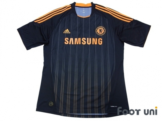 competitive price 86e59 4cd95 Chelsea 2010-2011 Away Shirt #5 Essien