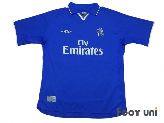 finest selection 0a77d 83cfb Chelsea 2001-2003 Home Shirt/Jersey - Online Store From ...