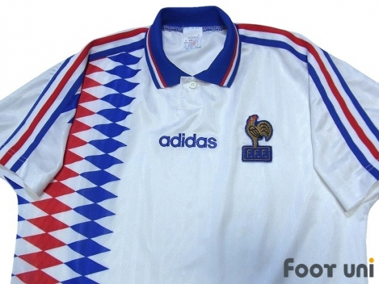 buy online 28c33 5d7f9 France 1994 Away Shirt - Online Store From Footuni Japan