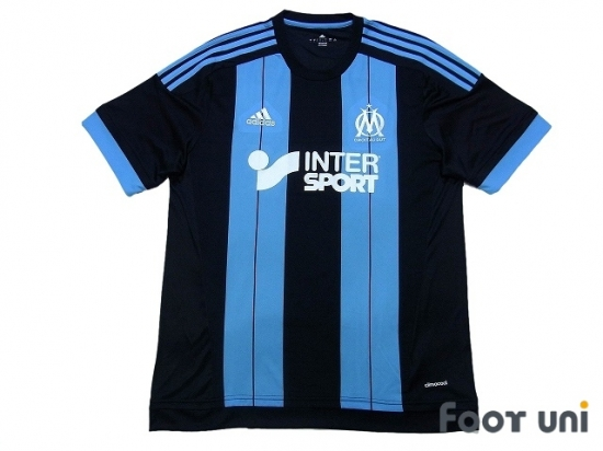 b0e5aafd50f Olympique Marseille 2015-2016 Away Shirt - Online Store From Footuni ...