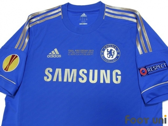 Chelsea 2012-2013 Home Shirt #11 Oscar - Online Store From