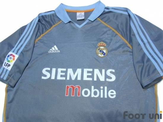 wholesale dealer 4090f 7e0f2 Real Madrid 2003-2004 3rd Shirt LFP Patch/Badge