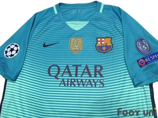 check out c4cba 1ca7b FC Barcelona 2016-2017 3rd Shirt #10 Messi - Online Store ...