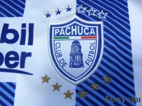 fab091e13ea CF Pachuca 2017-2018 Home Shirt  02 Ksk Honda - Online Store From ...