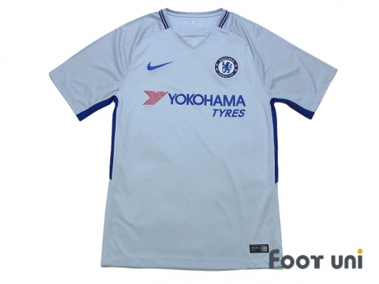 4fb18a3cb Chelsea 2017-2018 Away Shirt - Online Store From Footuni Japan