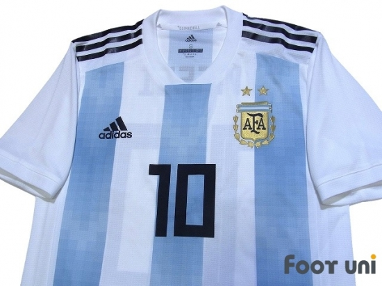 8f6a51312 Argentina 2018 Home Authentic Shirt #10 Messi - Online Store From ...