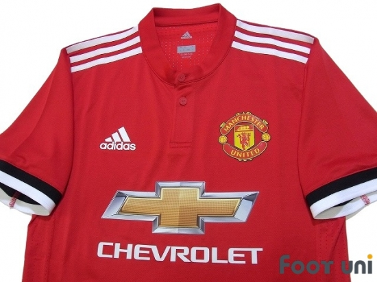 finest selection b60a3 efd59 Manchester United 2017-2018 Home Authentic Shirt w/tags