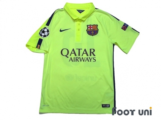 half off 31b18 bb137 FC Barcelona 2014-2015 3rd Shirt #10 Messi - Online Store ...
