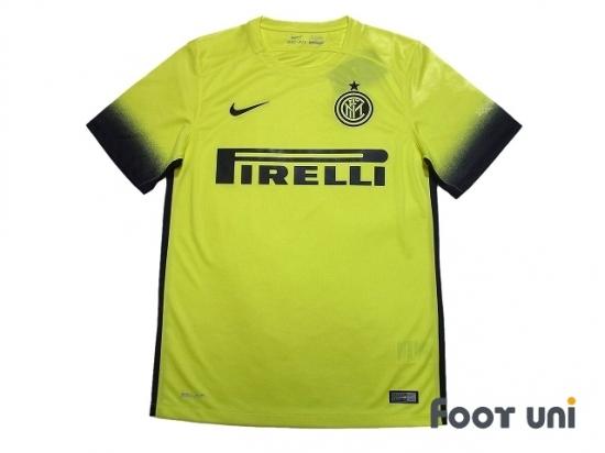 watch 3296b e59d5 Inter Milan 2015-2016 3rd Shirt w/tags