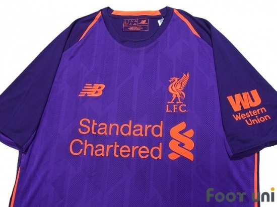 e91391dc0 Liverpool 2018-2019 Away Shirt - Online Store From Footuni Japan